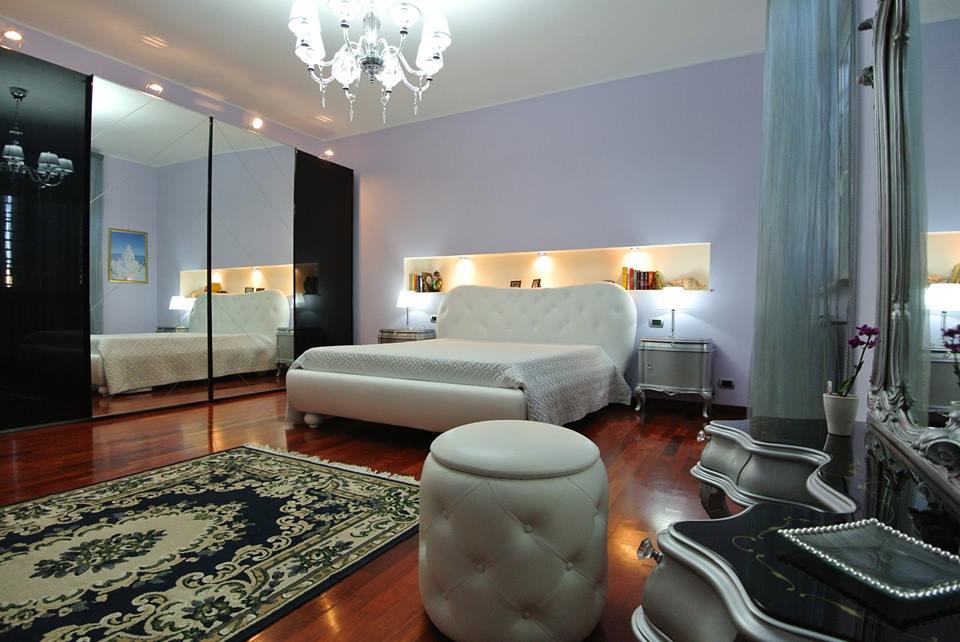 camere confortevoli e lussuse